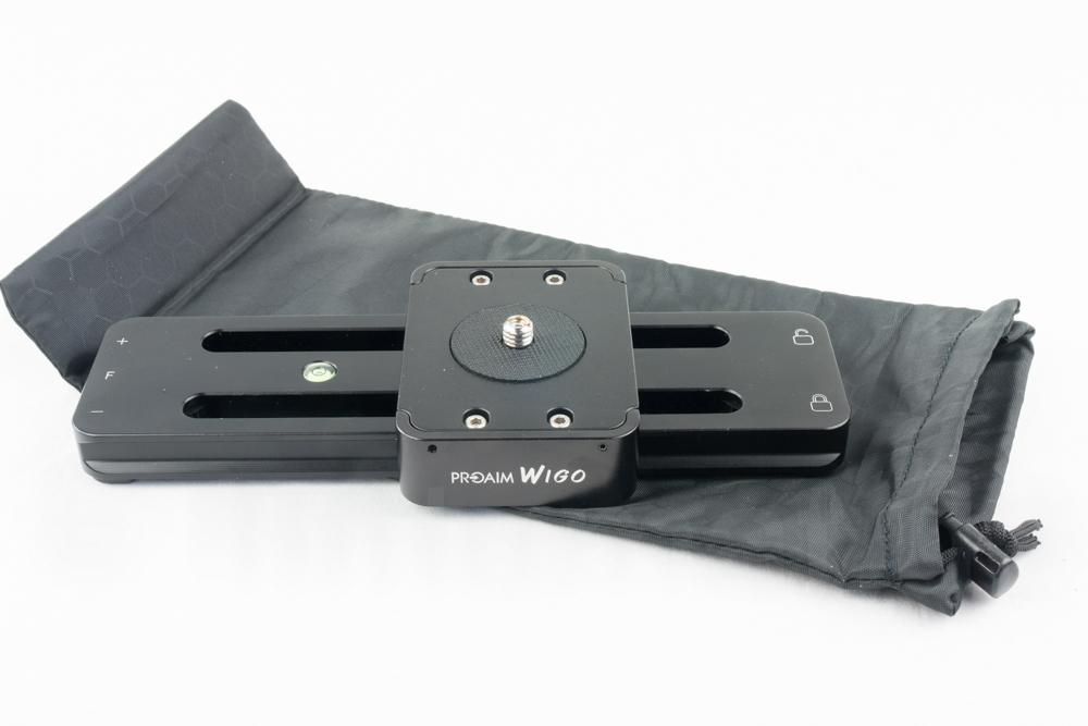Proaim Wigo Portable Camera Slider Ebay