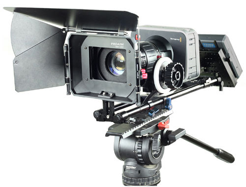 ProAim™ Mattebox MB-600 (95mm) + French Flag