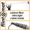 ProAim™ BP-12  carbon fiber boom pole +XLR-cabel inside