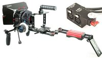 Blackmagic Cinema Camera Rigs