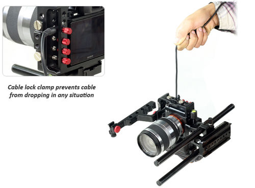 CAMTREE Hunt camera cage for Sony A7/A7r/A7s cameras